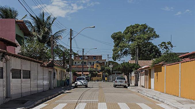 Vila Samarco em Anchieta (ES) (Foto Avener Prado/Folhapress)